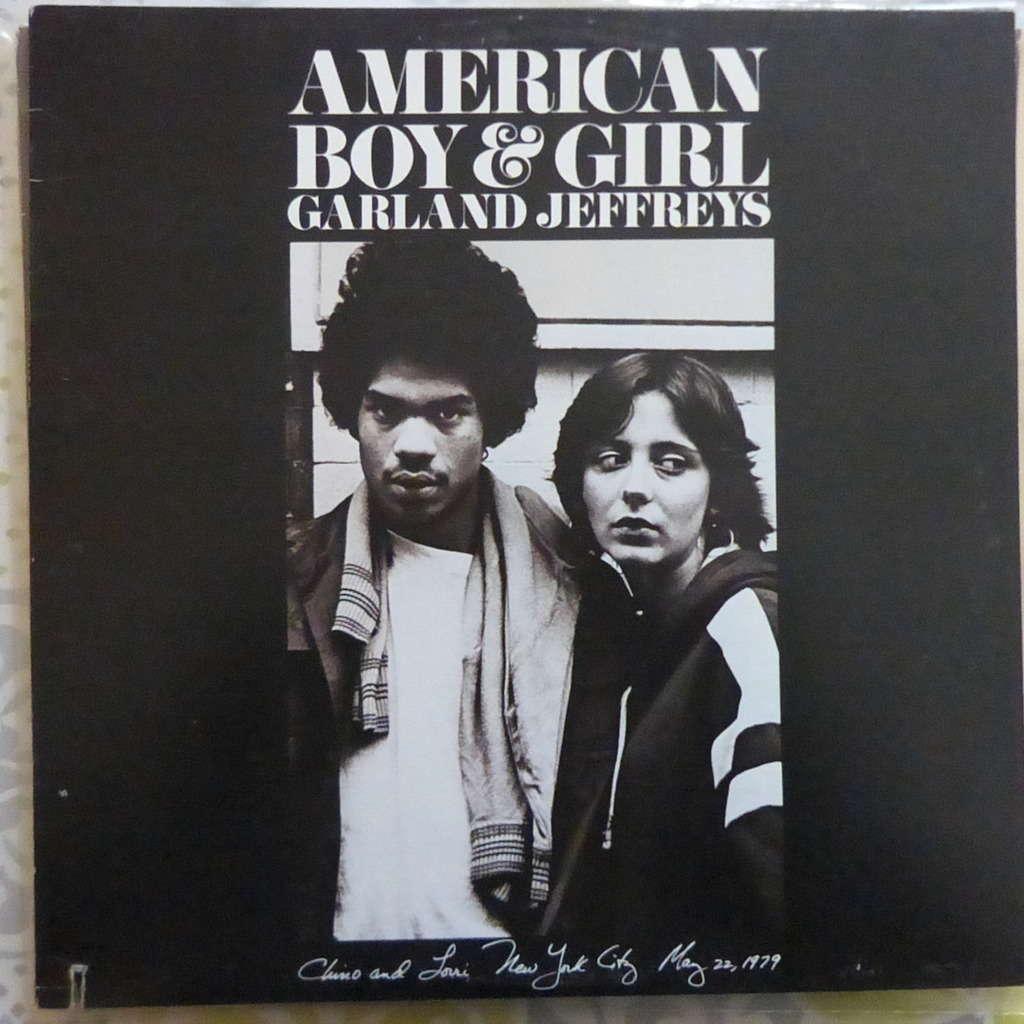 GARLAND JEFFREYS american boy and girl