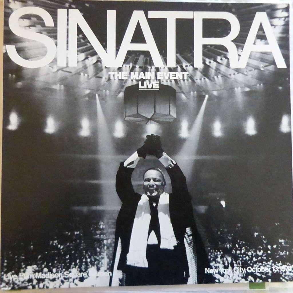 FRANK SINATRA THE MAIN EVENT LIVE