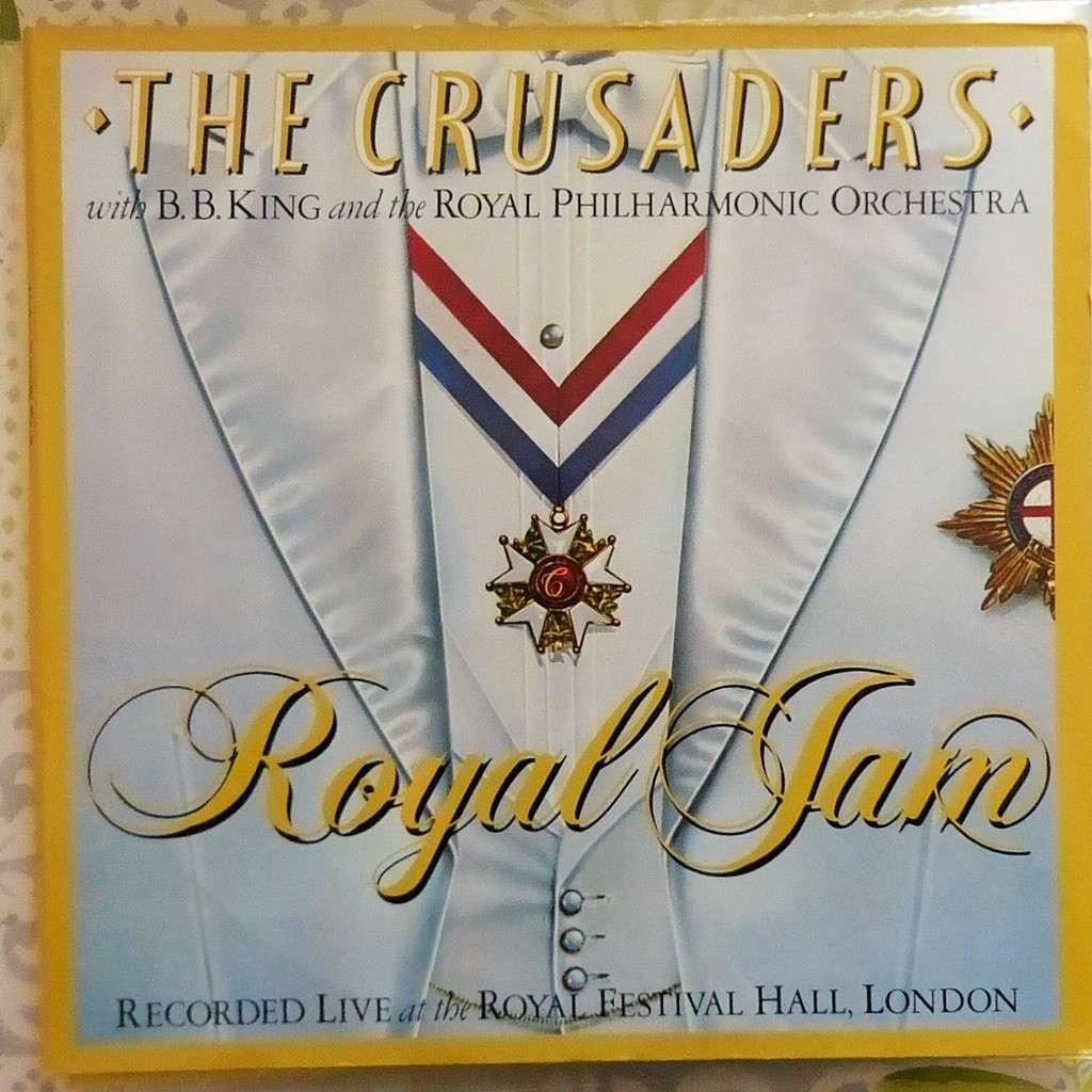 THE CRUSADERS WITH B.B. KING royal jam