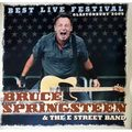 BRUCE SPRINGSTEEN & THE E-STREET BAND - Best Live Festival Glastonbury 2009 (lp) Ltd Edit -Argentina - 33T