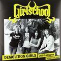 GIRLSCHOOL - Demolition Girls, Live In London, October 1st, 1980 (lp) - LP