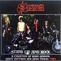 SAXON - Stand Up And Rock (lp) - LP