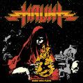 HAUNT - Burst Into Flame (lp) Ltd Edit Silver Vinyl & 500 Copies -Usa - 33T