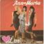 LUV - ann-maria / flash - 45T (SP 2 titres)