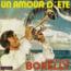 JEAN CLAUDE BORELLY - un amour d'ètè / un jour une nuit - 45T (SP 2 titres)