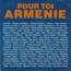 CHARLES AZNAVOUR - pour toi arménie / ils sont tombés - 45T (SP 2 titres)