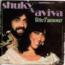 SHUKY & AVIVA - fete l'amour / ils ne m'ont parlé que de toi - 45T (SP 2 titres)