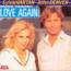 JOHN DENVER & SYLVIE VARTAN - love again / lucie - 45T (SP 2 titres)