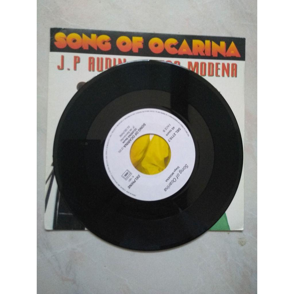 JP audin- diego modena song of ocarina
