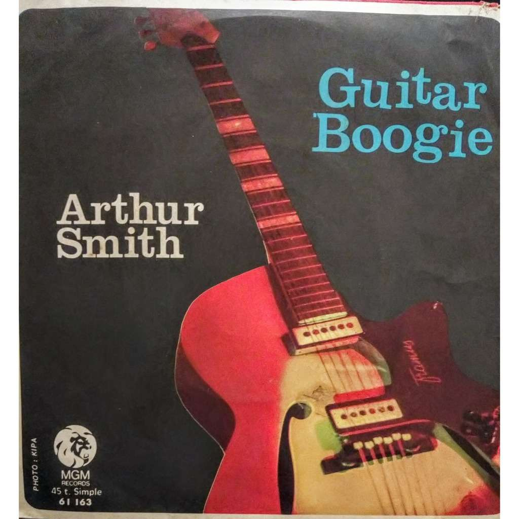 ARTHUR SMITH GUITAR BOOGIE