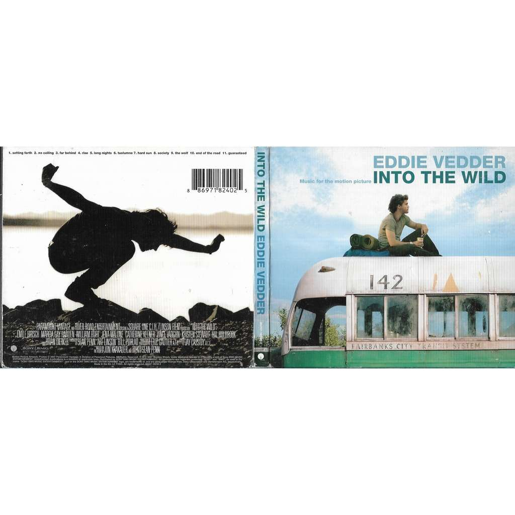 Eddie Vedder Into The Wild (Music For The Motion Picture)