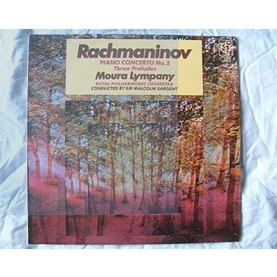 Rachmaninov Piano Concerto No. 2 / Three Preludes