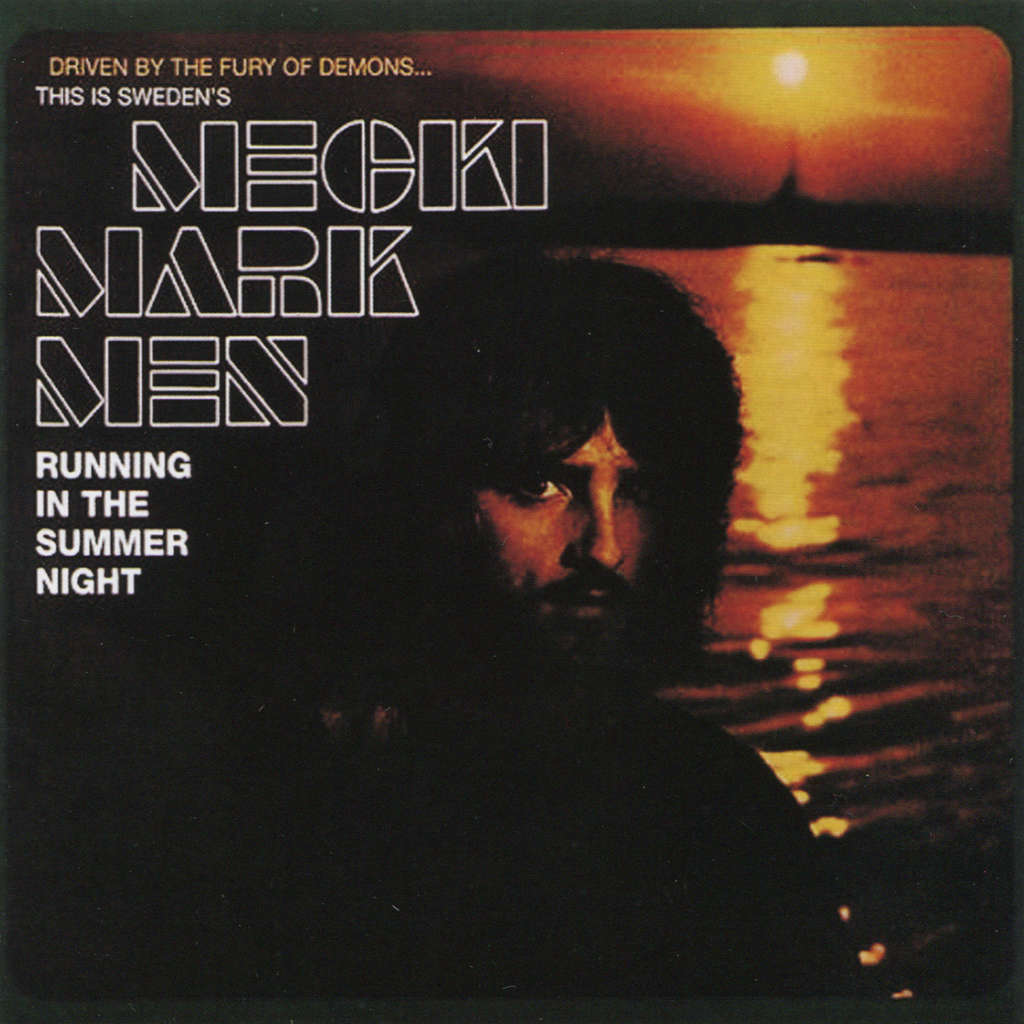 Mecki Mark Men Running In The Summer Night
