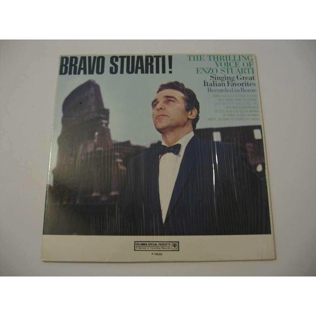 Enzo Stuarti Bravo Stuarti!