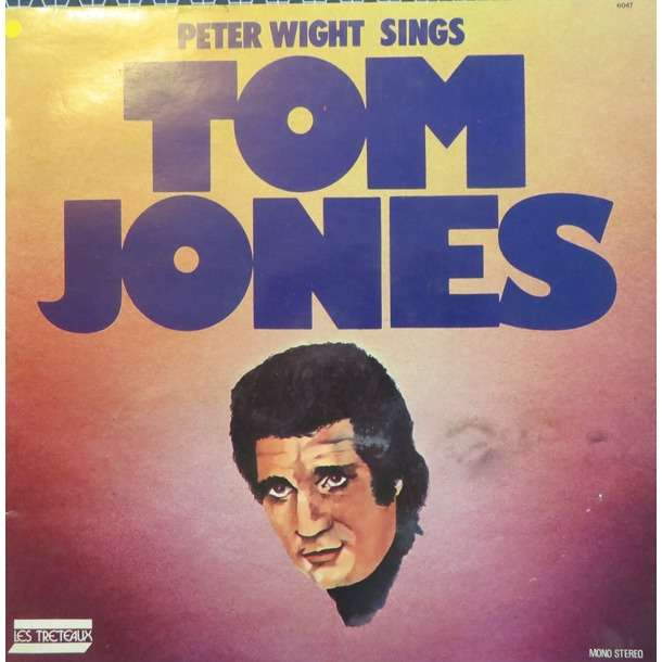 peter wight peter wight sings tom jones