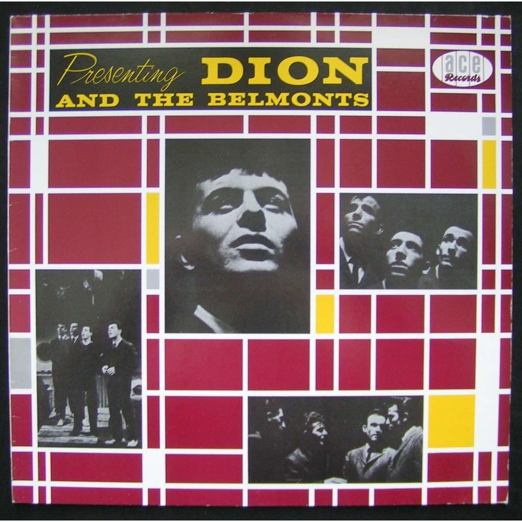 dion and the belmonts presenting dion and the belmonts