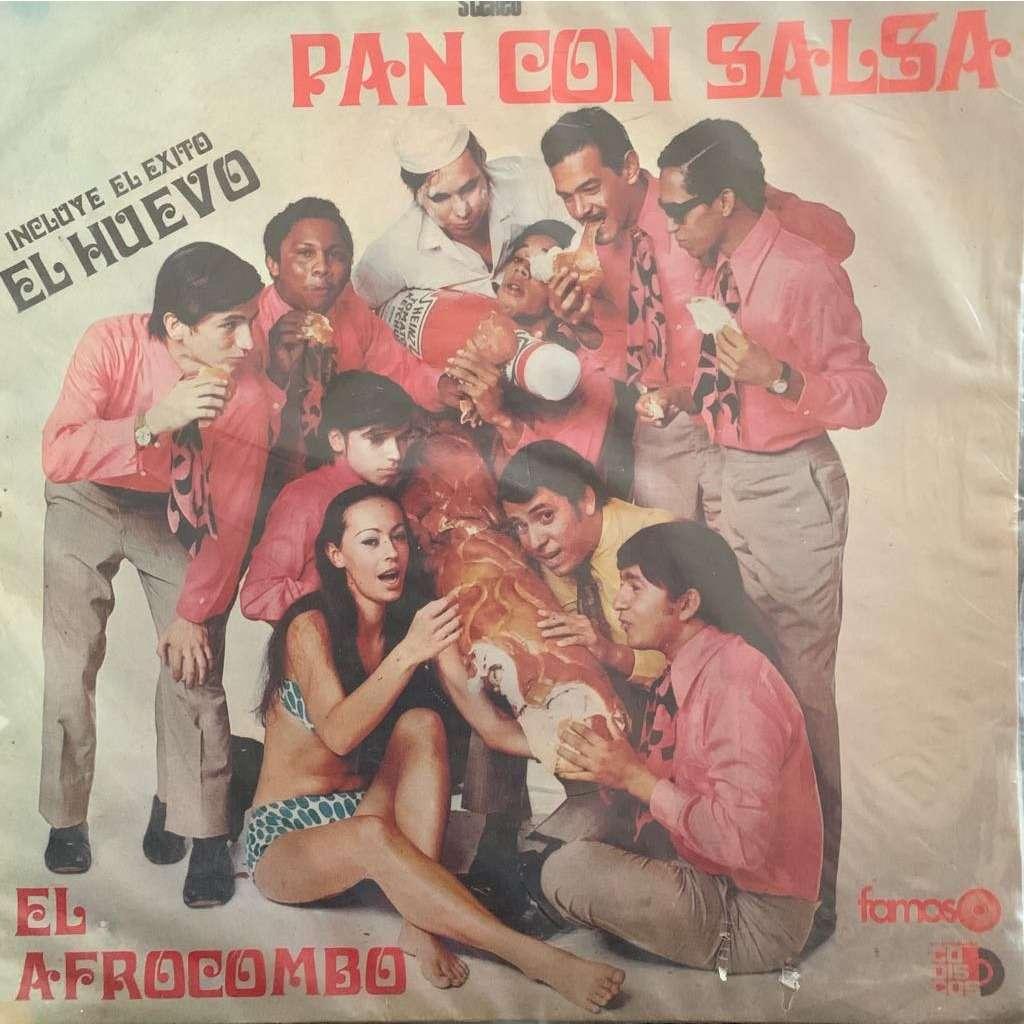 El Afrocombo Pan Con Salsa