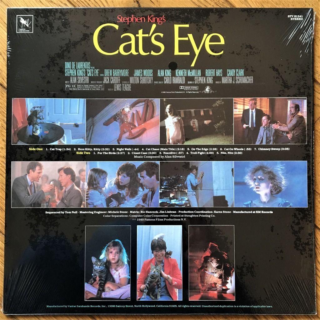 Alan Silvestri cat's eye