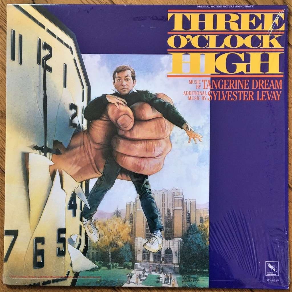Tangerine Dream / Sylvester Levay Three O'Clock High