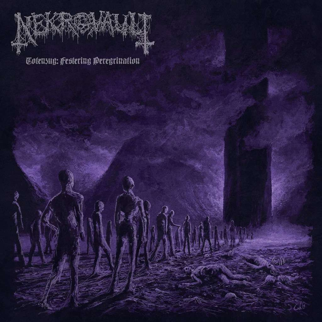 NEKROVAULT Totenzug: Festering Peregrination