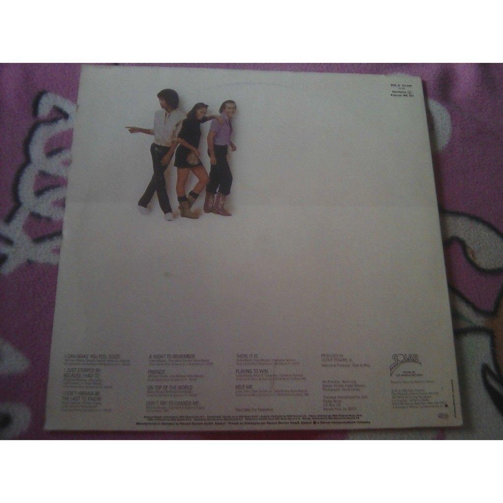 Shalamar - Friends (LP, Album, AR,) Shalamar - Friends (LP, Album, AR,)