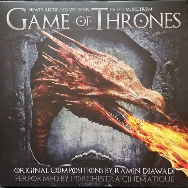 L'Orchestra Cinematique Perform Ramin DJawadi Music From The TV Series Volume 1 (Seasons 1-4)