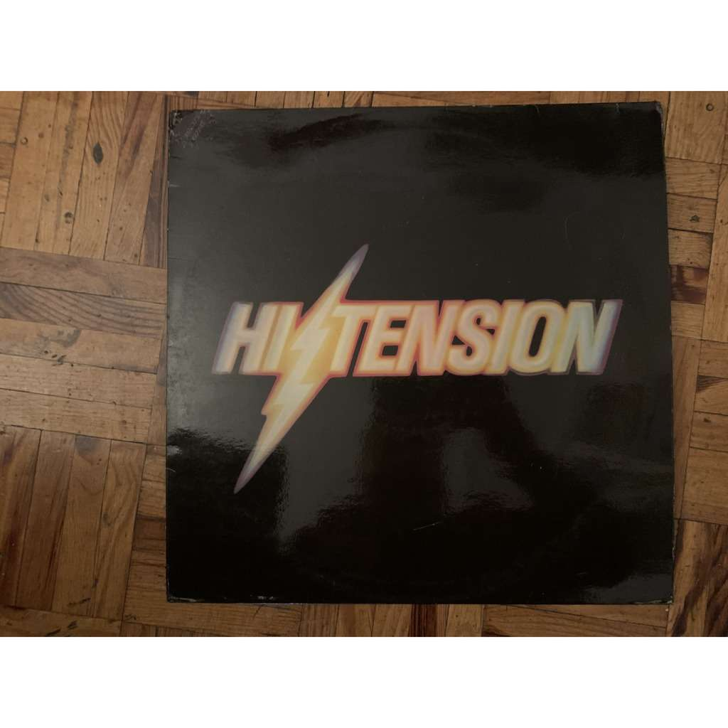 Hi-Tension Hi-Tension Label: Island Records - 9123 039 Format: Vinyl, LP, Album Country: France
