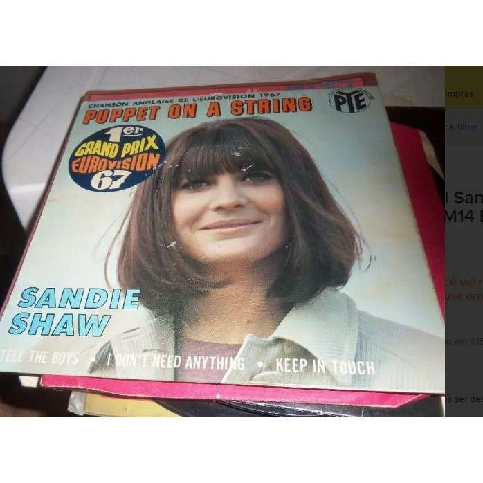 SHAW, Sandie Puppet on a string +3