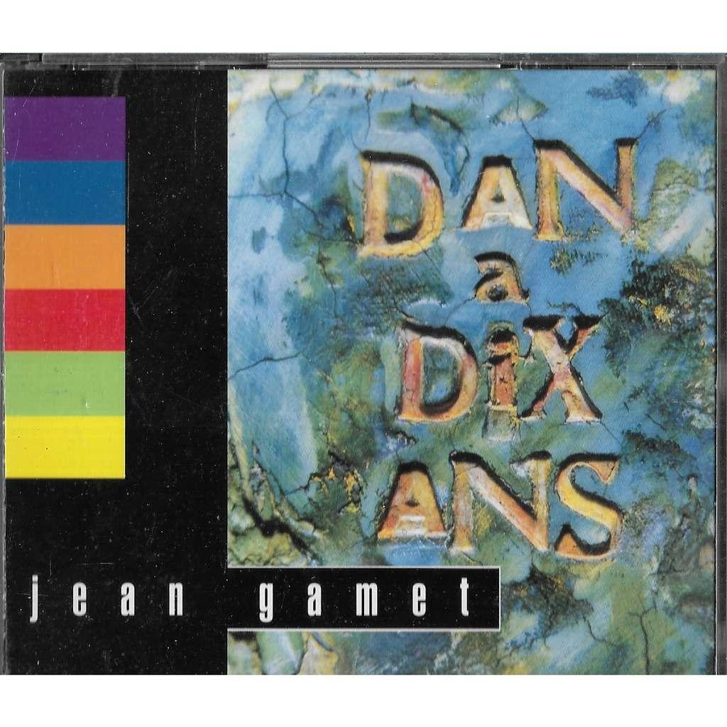 GAMET Jean DAN A 10 ANS