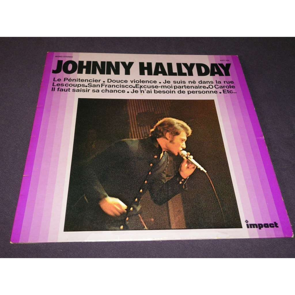 johnny hallyday Johnny Hallyday