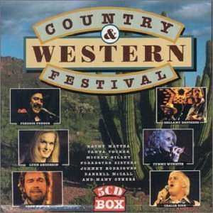 Compilation Country Western Festival