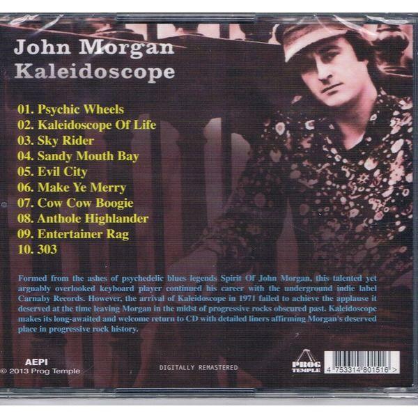 John Morgan Kaleidoscope