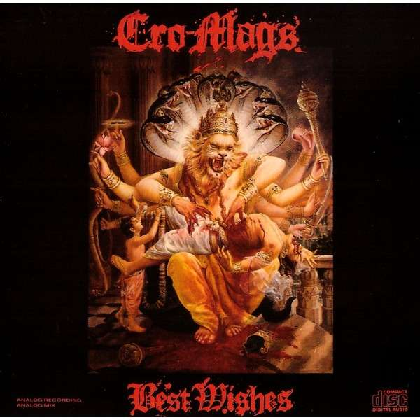 Cro-Mags best wishes