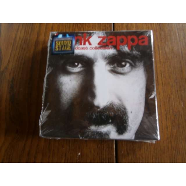 frank zappa Broadcast collection