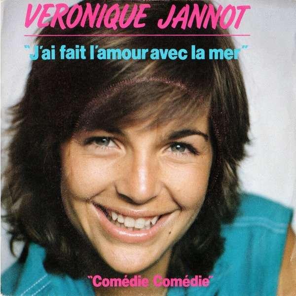 Véronique Jannot J'ai Fait L'amour Avec La Mer