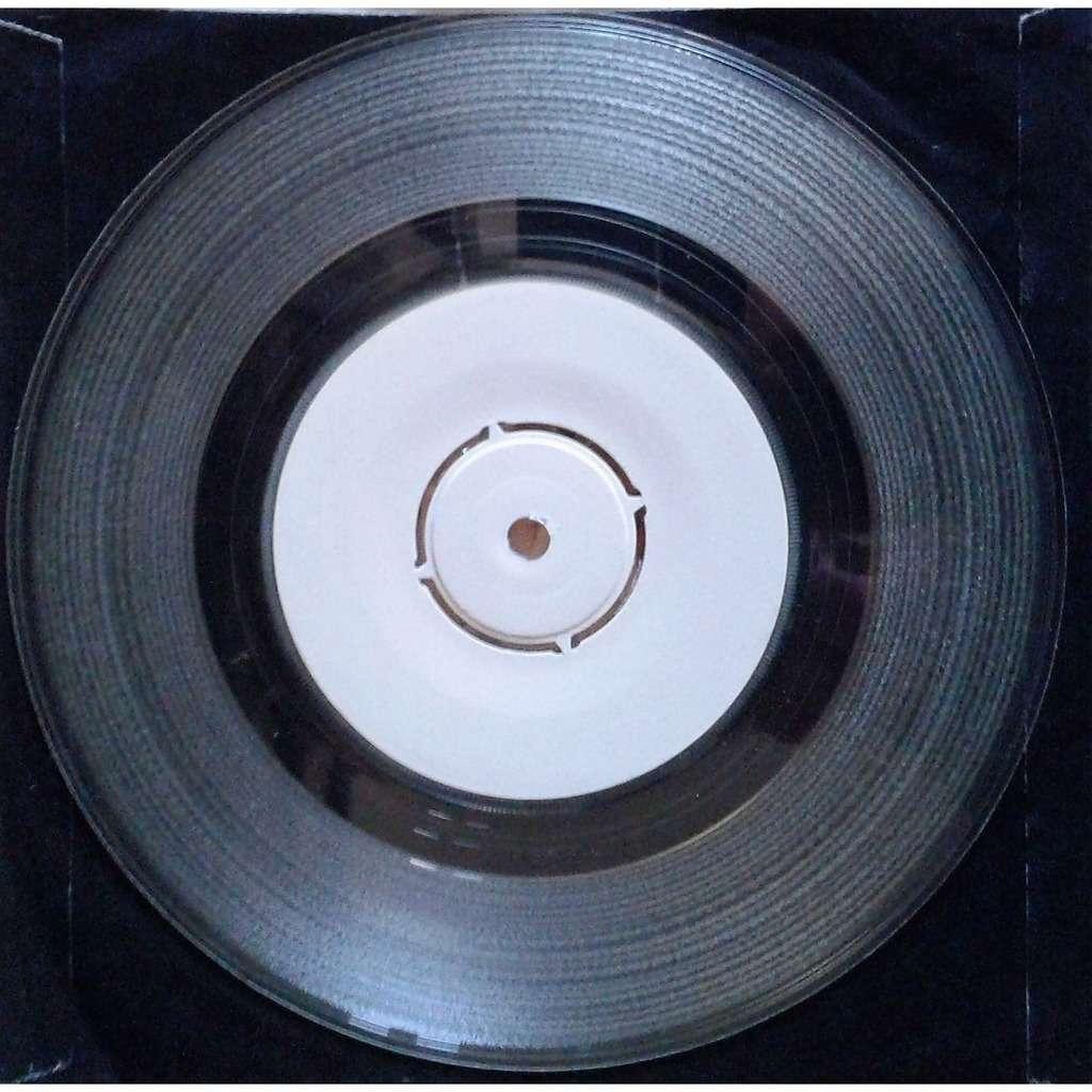 iron maiden Twilight Zone (UK 1981 original 2-trk w/label 7single CLEAR vinyl TEST PRESSING!)