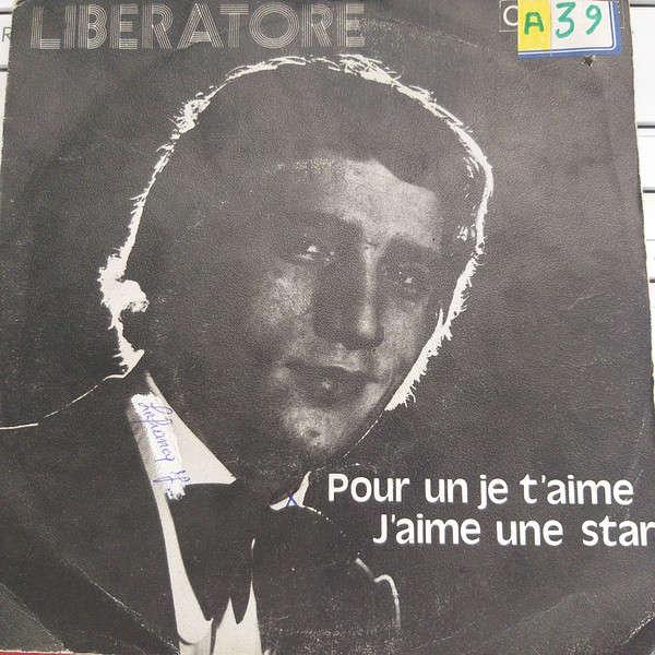 Liberatore - pour un je t aime Liberatore - pour un je t aime