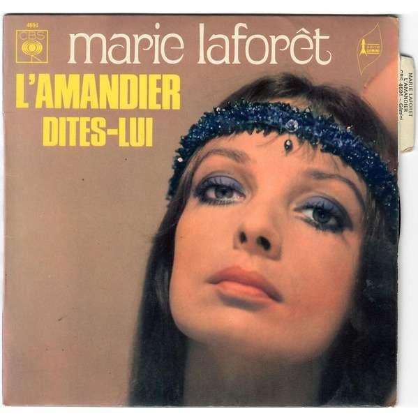 Marie Laforêt L'Amandier / Dites-lui