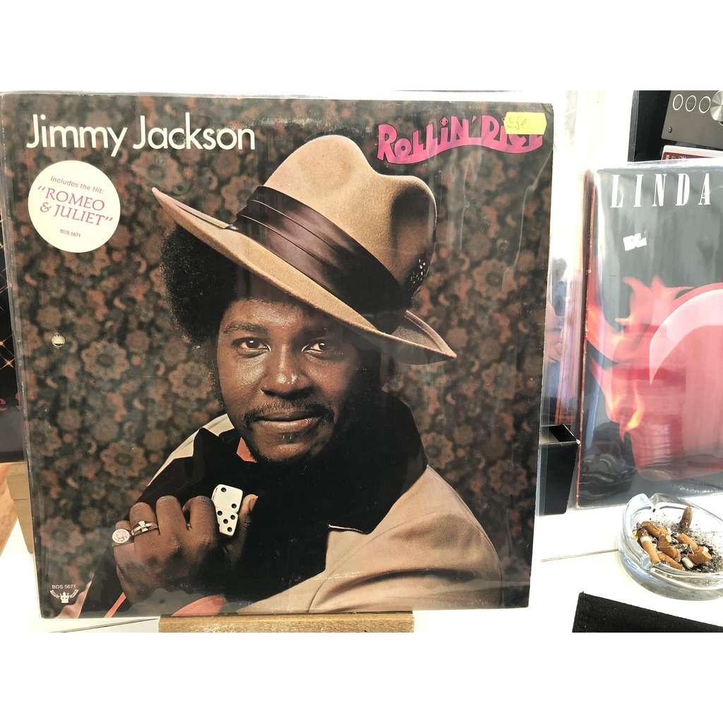 Jimmy Jackson Rollin' Dice