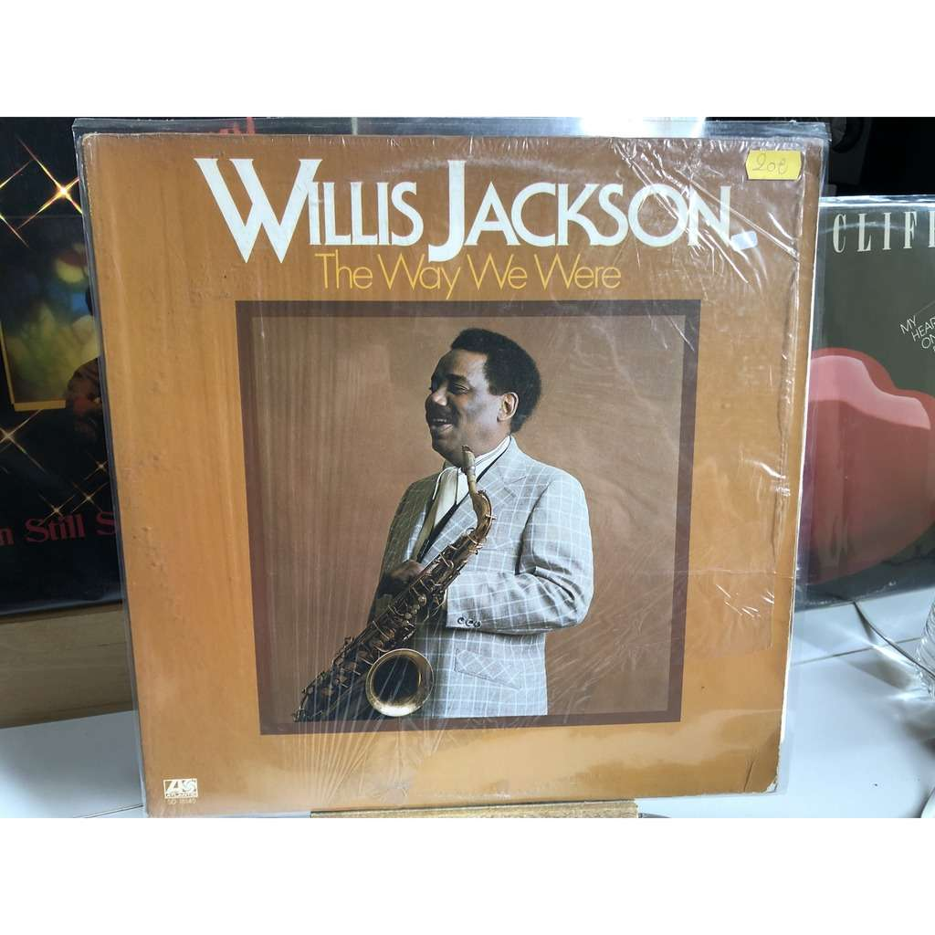 willis jackson The way we were