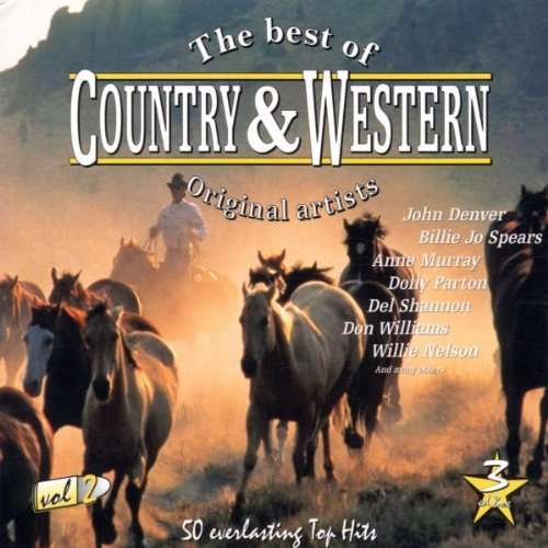 Compilation The Best of Country & Western Vol. 2