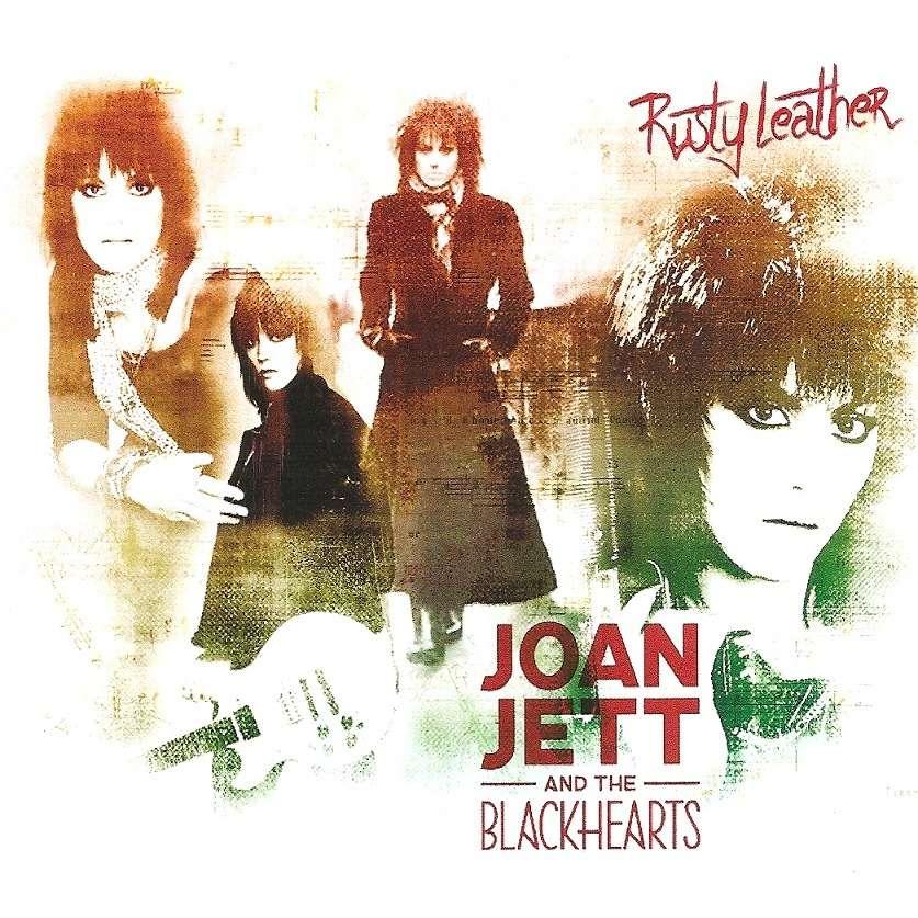 joan jett & the blackhearts Rusty Leather - Philadelphia 1981