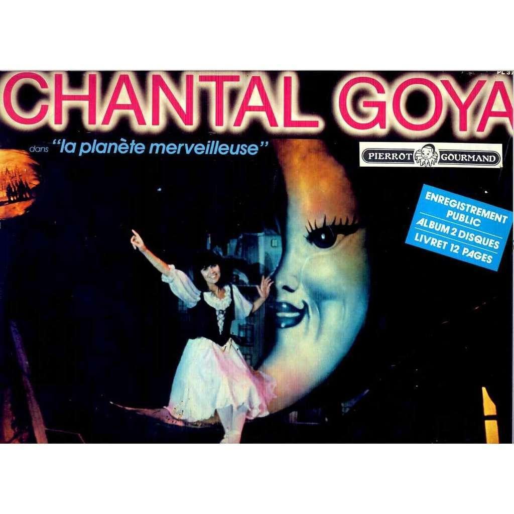 Chantal Goya La planete merveilleuse