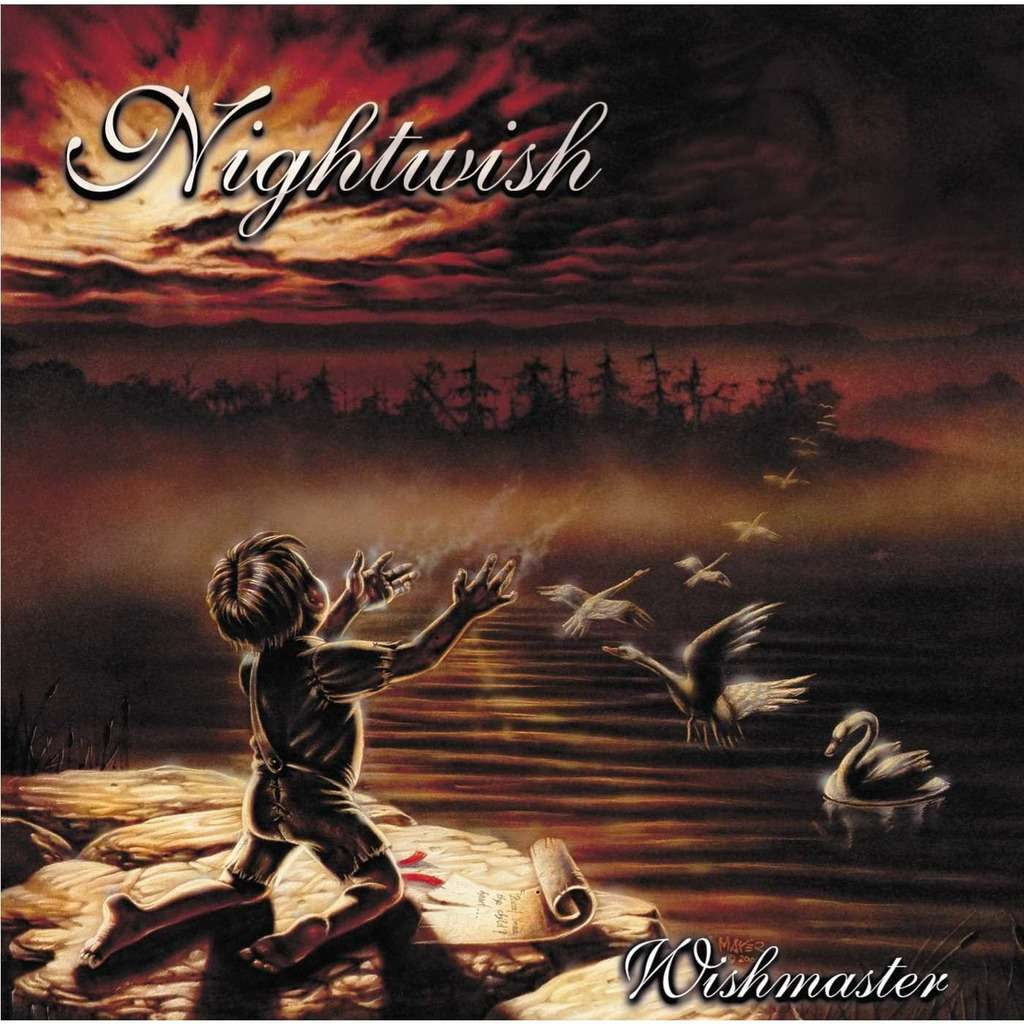 Nightwish Wishmaster (2xlp)
