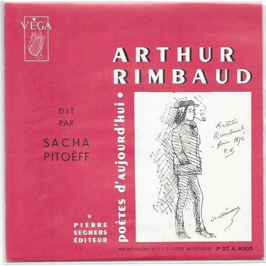 SACHA PITOËFF ARTHUR RIMBAUD