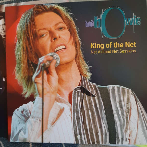 DAVID BOWIE KING OF THE NET LP