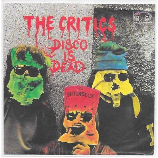 The Critics Disco Is Dead