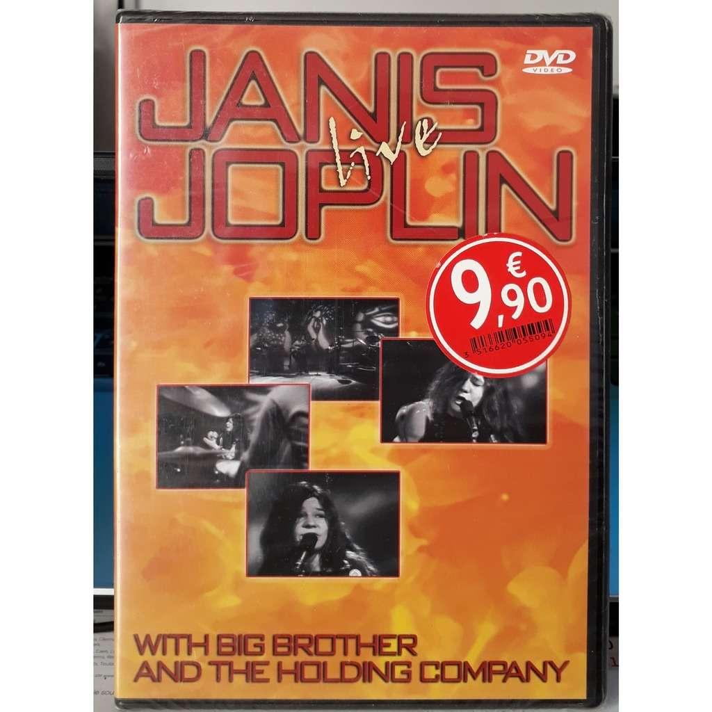 Janis Joplin Janis Joplin Live with BBATHC