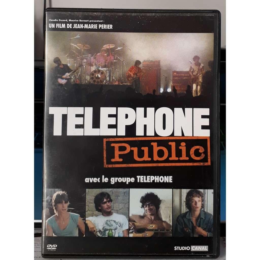 Téléphone Téléphone Public