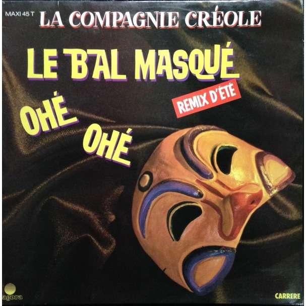 LA COMPAGNIE CREOLE Le bal masqué remix d'été - bons baisers de fort de france